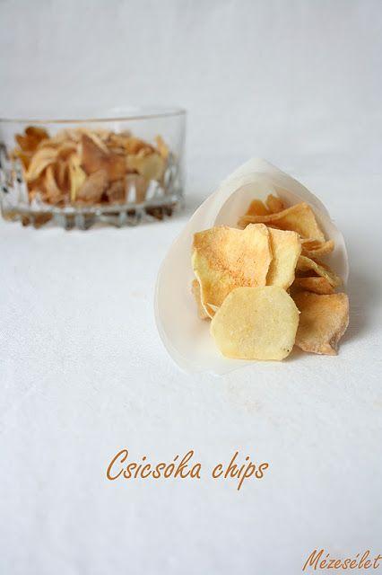 Mézesélet: Csicsóka chips