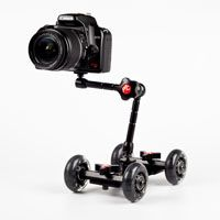 tabletop camera dolly