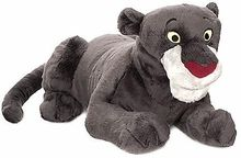 The Jungle Book Bagheera Plush