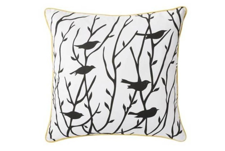 Cushions at Voyager Furniture. Like the Black Bird Cushions, perfect for any home. Visit our website or a showroom, Church street, Richmond and Howitt street, Ballarat, Victoria.