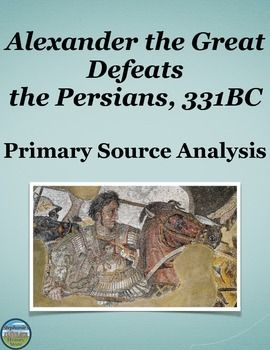 an analysis of the personality of alexander the great Alexander the great (sle): personality type analysis alexander iii of macedon (aka ' alexander the great' ) was a macedonian king and one of the most successful ancient greek military commanders in history.