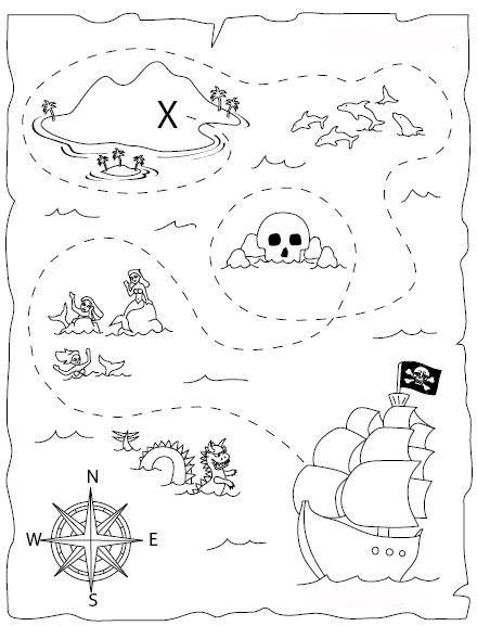 PIRATES mapa - Petitmón Recursos - Picasa Web Albums