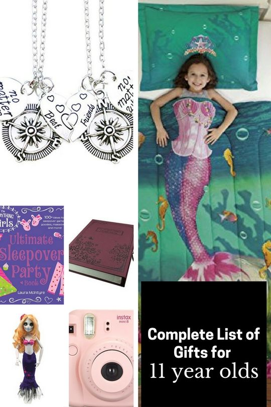 Best Gifts And Toys For 11 Year Old Girls Gifts Pinterest