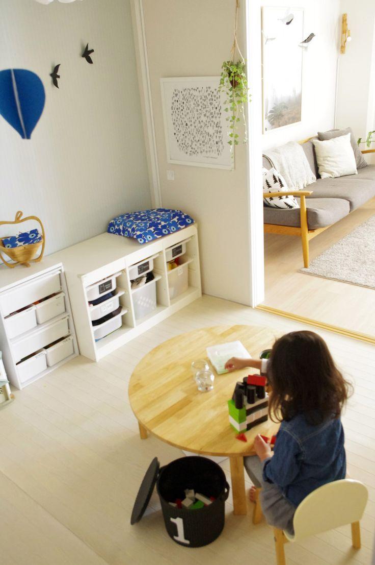 子供部屋をおしゃれにスッキリマネしたくなるブロガーさんの収納術