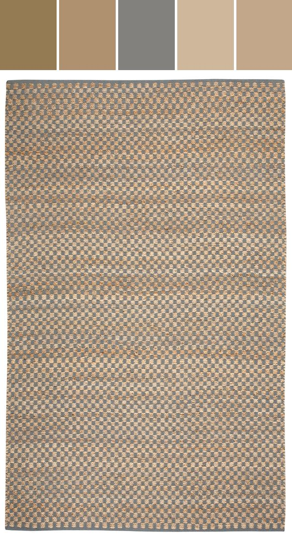 Market Square Rug in Teal Designed By Capel Rugs via Stylyze