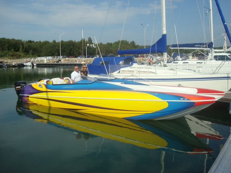Best Boats Images On Pinterest Boating Motors And Vintage Boats - Blue fin boat decalsblue fin sportsman need some advice pageiboats