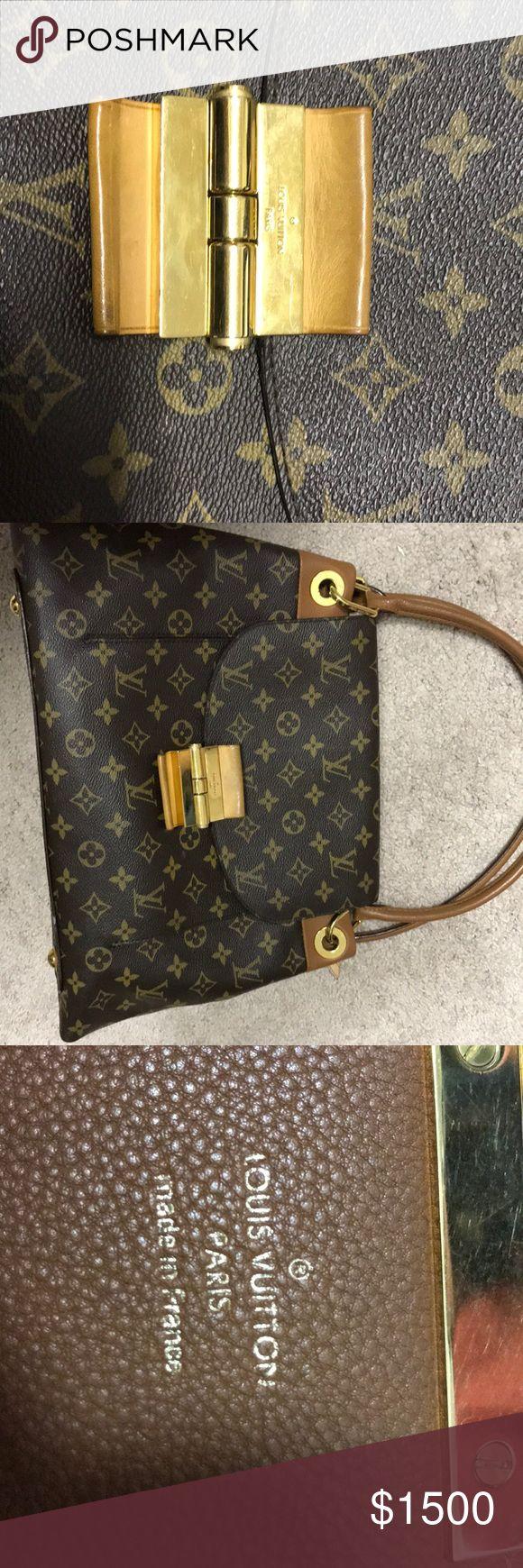 Louise Vuitton Very good condition bag original Louis Vuitton Bags Shoulder Bags