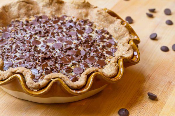 Chocolate Pecan Pie:): Chocolate Pecan Pies, Double Chocolate, Dark Chocolates, Chocolate Pecans, Chocolates Pecans Pies