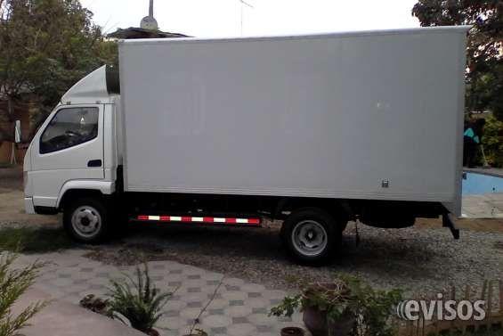 VENTA DE CAMION FURGON Venta de Camion Furgon, del Año 2014Marca T- KI .. http://lima-city.evisos.com.pe/venta-de-camion-furgon-id-647429