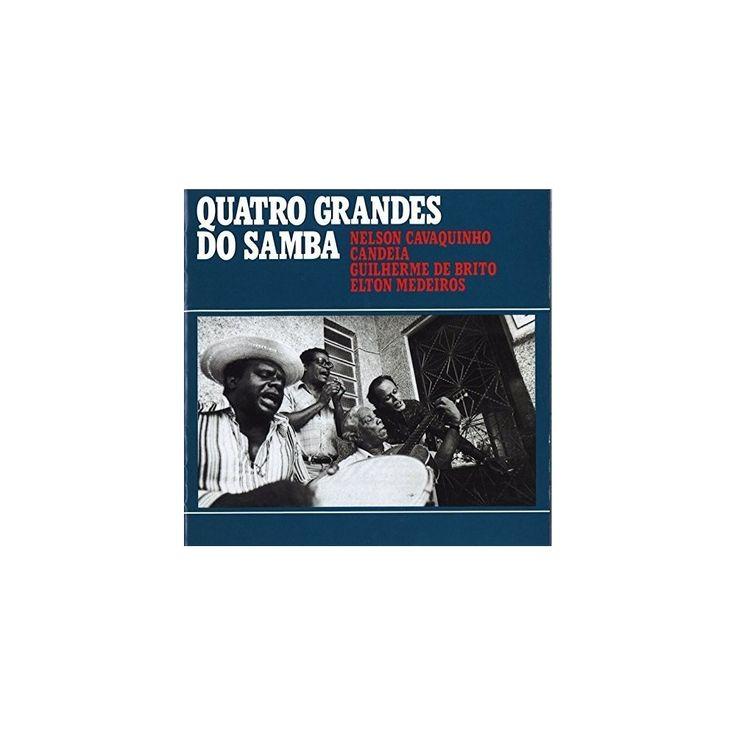 Nelson Cavaquinho - Quatro Grandes Do Samba (CD)