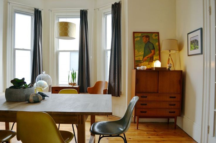 Andy & Andrew's Vintage Modern Apartment in Somerville