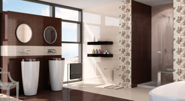 Carrelage sintesis argenta ceramica sols de salle de for Tau ceramica meuble salle de bain