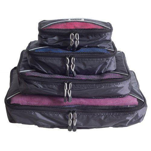 Pro Packing Cubes – 4 Piece Lightweight Travel Packing Cubes Set – Organizers and Compression Pouches System for Carry-on Luggage Accesories, Suitcase and Backpacking  http://www.alltravelbag.com/pro-packing-cubes-4-piece-lightweight-travel-packing-cubes-set-organizers-and-compression-pouches-system-for-carry-on-luggage-accesories-suitcase-and-backpacking-3/