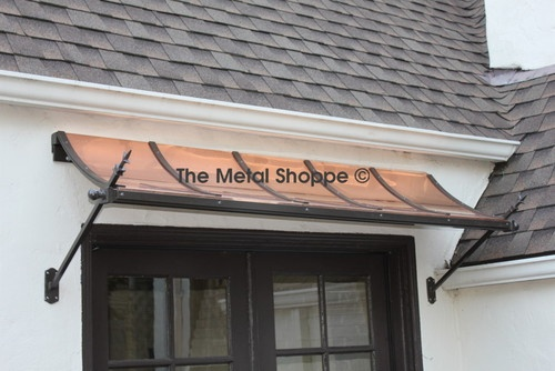 I Am Interested In This Window Awning With Spear Rods But