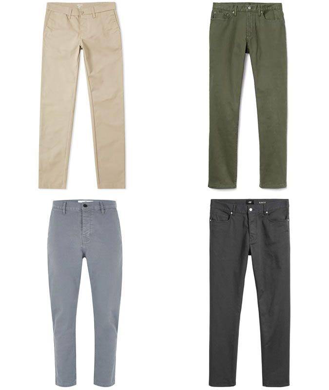 awesome 7 Moderne Hosen-Stile, Die Alle Männer Besitzen Sollte