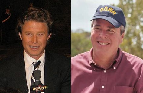 Jeb slams Trump, but cousin Billy Bush gets free pass from family and MSNBC?