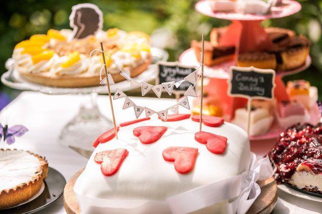 Styling tips voor een festival bruiloft + festival wedding – #bruidstaart #bruil…