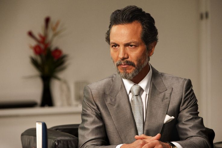 Benjamin Bratt in The Infiltrator