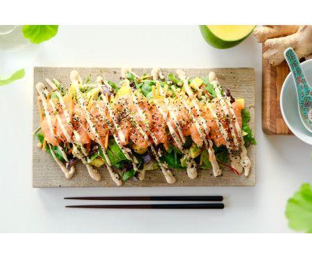 Sushi, Kall fiskrätt, Sushi & ceviche