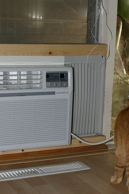Ac Install Front In 2019 Handy Tips Amp Tricks Window Ac