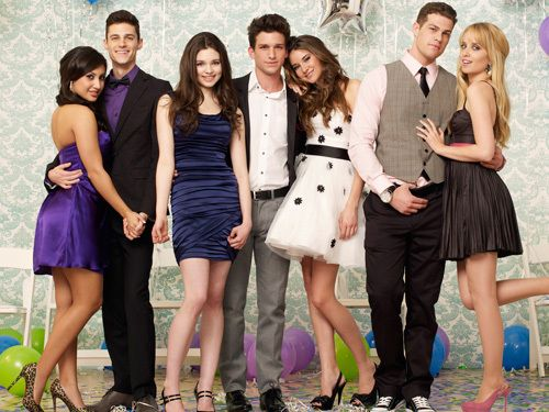 Secret life of the American teenager.... As good of an actor as she is I will allways think of shailene Woodly as the annoying teen mom on abc family haha