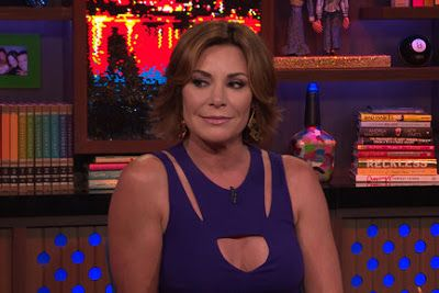 Luann D'Agostino Shuts Down Marriage Trouble Rumors On WWHL!