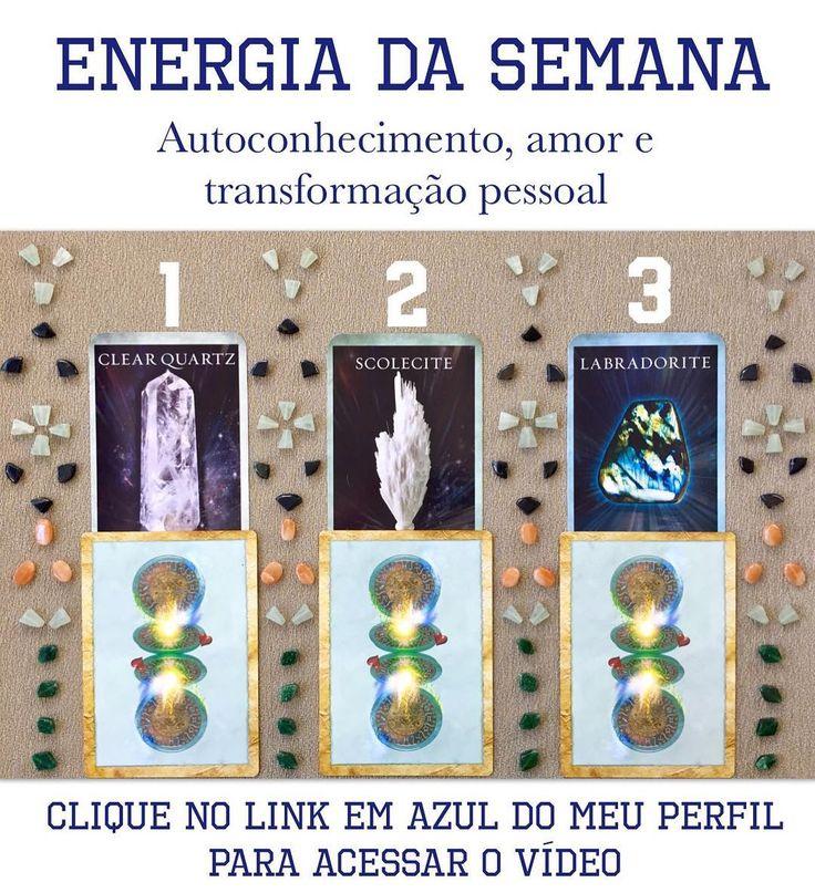 CLIQUE NO LINK AZUL DO MEU PERFIL  e receba orientações de luz para melhorar o seu  AUTOCONHECIMENTO &  TRANSFORMAÇÃO PESSOAL . Com amor e muita gratidão por fazer este trabalho . Raquel LMB Certificada Reiki Master (Índia) Angel Card Reader (EUA) Angel Healing (Índia). . Site: http://ift.tt/2ykDQlj . Facebook: Sua Inspiração http://ift.tt/2gbQJ6y . YouTube: link em azul no meu perfil aqui do Instagram. . #energiadasemana #anjoterapia #anjos #mentores #taroterapia #cartasdeoraculos #tarot…