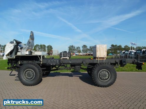 MAN 13 240 4×4 bus chassis – pk trucks holland   WTF