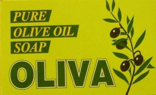 Oliiviöljysaippua, pala näitä voi tulla useampikin kerralla. 2,55 €.