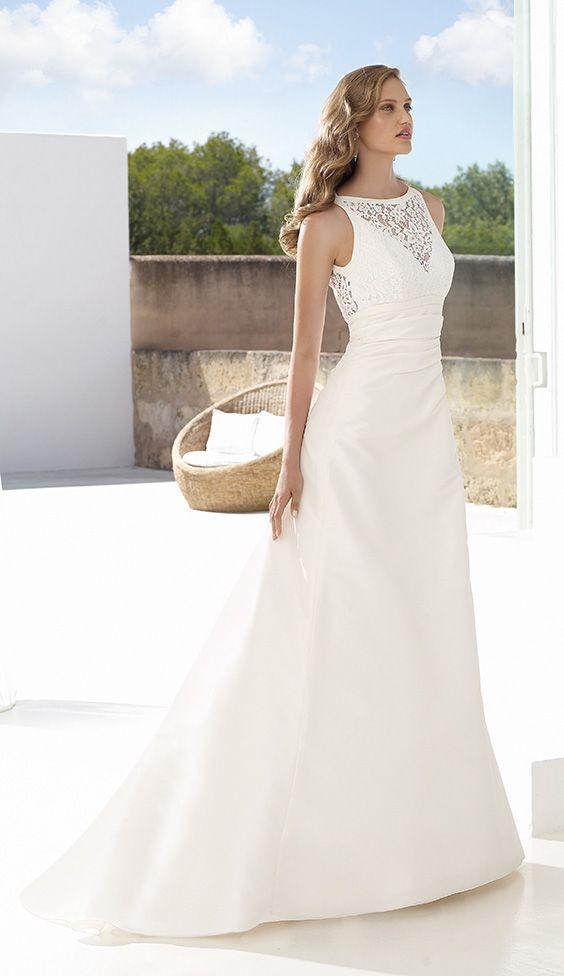 18 besten Marylise 2016 Bilder auf Pinterest   Hochzeitskleider ...
