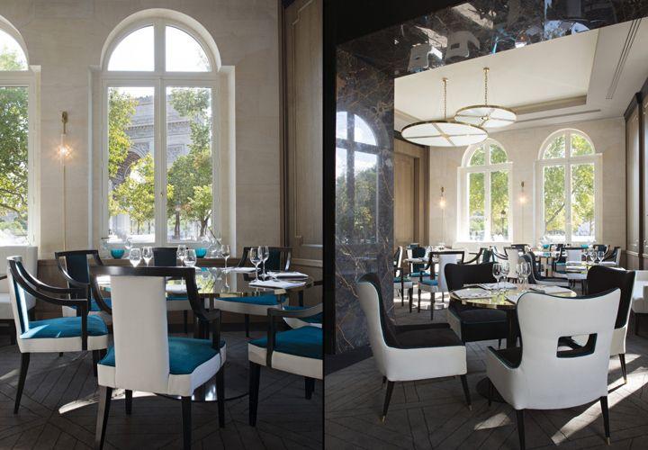 Sarah Lavoine | Victoria 1836 restaurant by Sarah Lavoine , Paris – France