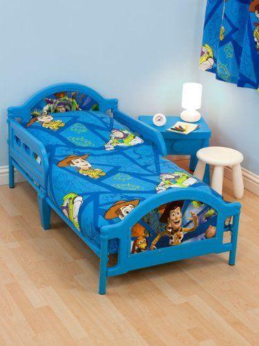 Disney Toy Story Fractal Junior Duvet Cover and Pillowcase ...