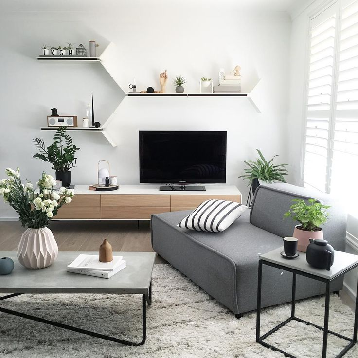 Lounge Nordic Interior DesignInterior