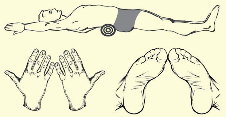 Испробуйте этот метод – спина будет вам благодарна.