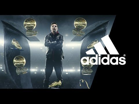 "Adidas Football - Leo Messi, Takers (""There Will Be Haters"") (2015); Iris, UK"