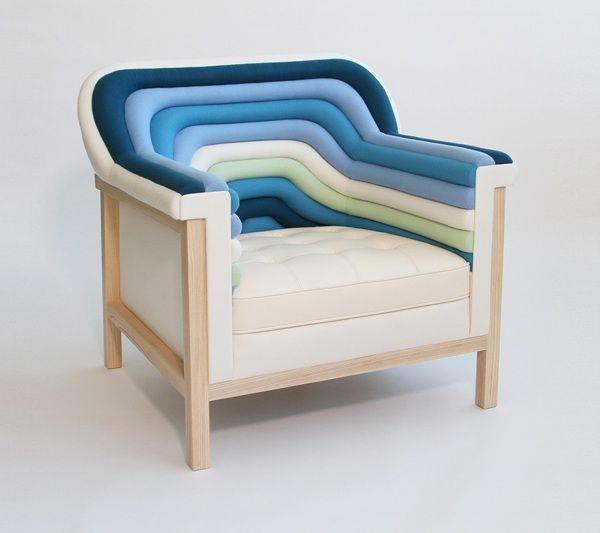 Cool-Chair by Karoliina Priha, via Behance