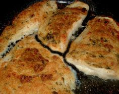 Simple Baked Fish Recipe - Food.com Great with Northern Pike Broiled it for a few minutes to brown the topping