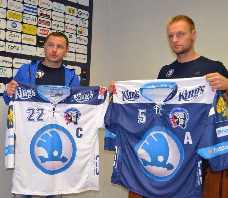 HC Škoda Plzeň 2015/16 jersey