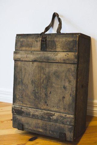 Wehrmacht military box