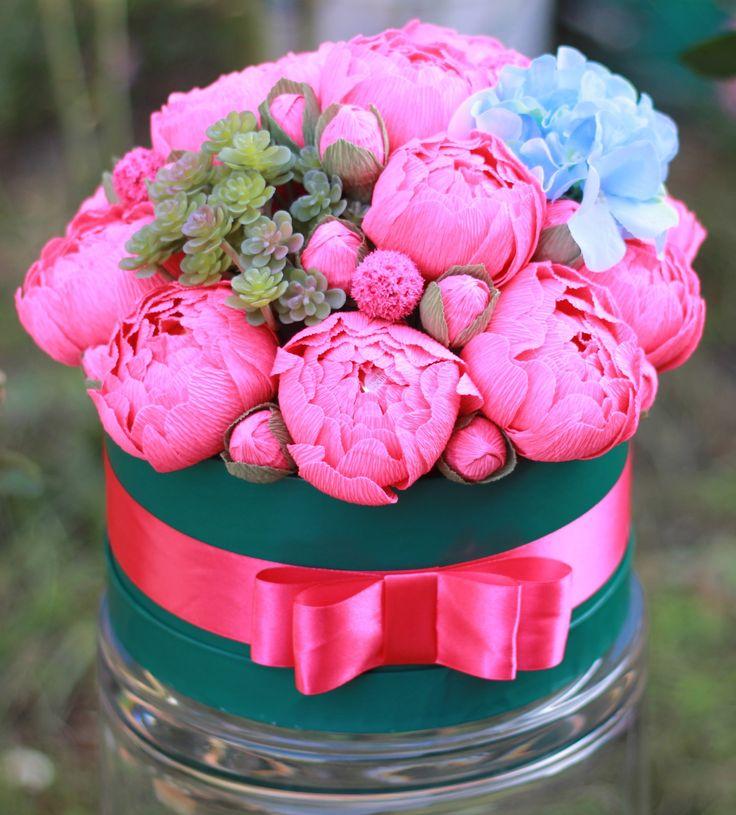 Букеты из конфет от Ксении Весенней