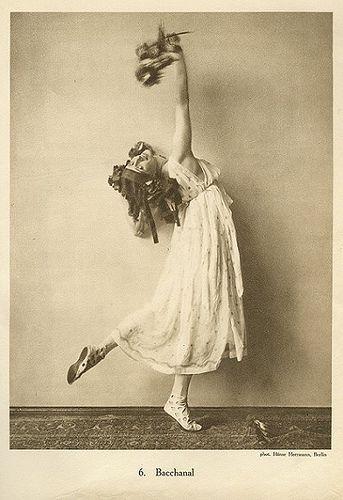 vintage dance  Anna Pavlova vintage ballet