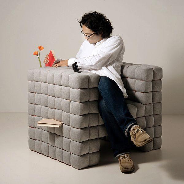 An awesome sofa design...