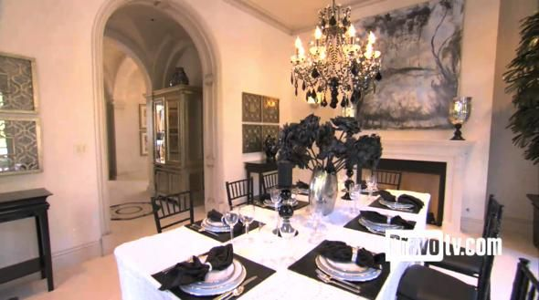 heather dubrows dinning rooms heather dubrow house heather dubrow