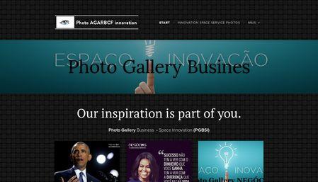 Photo Gallery NEGÓCIOS - espaço inovação