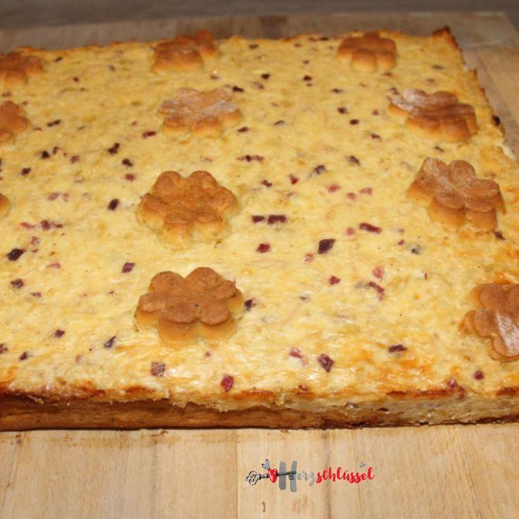 Zwiebelkuchen, Rezept, Lumara