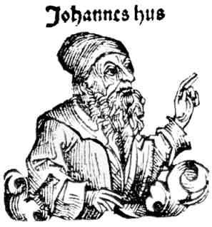 Biographie de Jan hus
