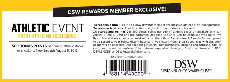payless in store coupon barcode