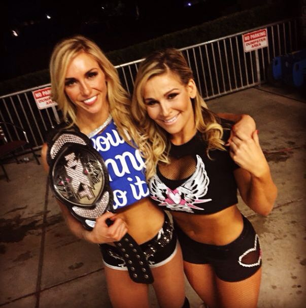 78+ Images About Charlotte WWE Real Name Ashley Fliehr