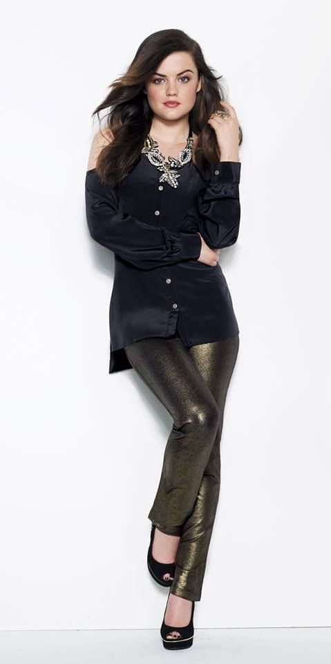 Style Featuring Pretty Little Liars star Lucy Hale. Shop this look at► youravon.com/msskarla