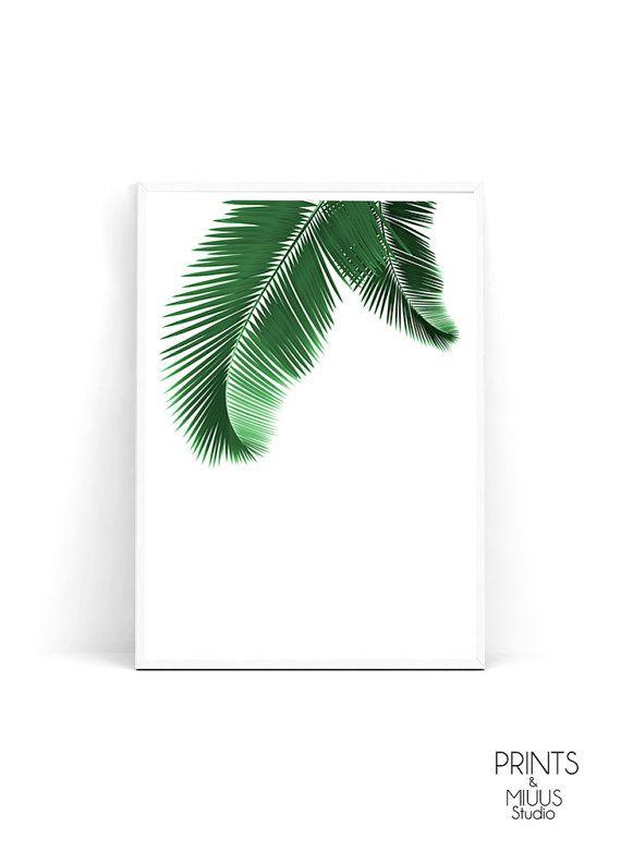 Trending Now Tropical Wall Prints Popular Art by PrintsMiuusStudio